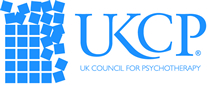 UKCP logo - UK therapy services